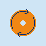 MAX Process orange