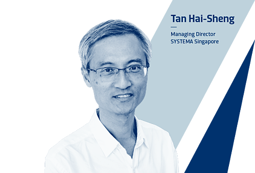 Tan Hai-Sheng — Managing Director SYSTEMA Singapore